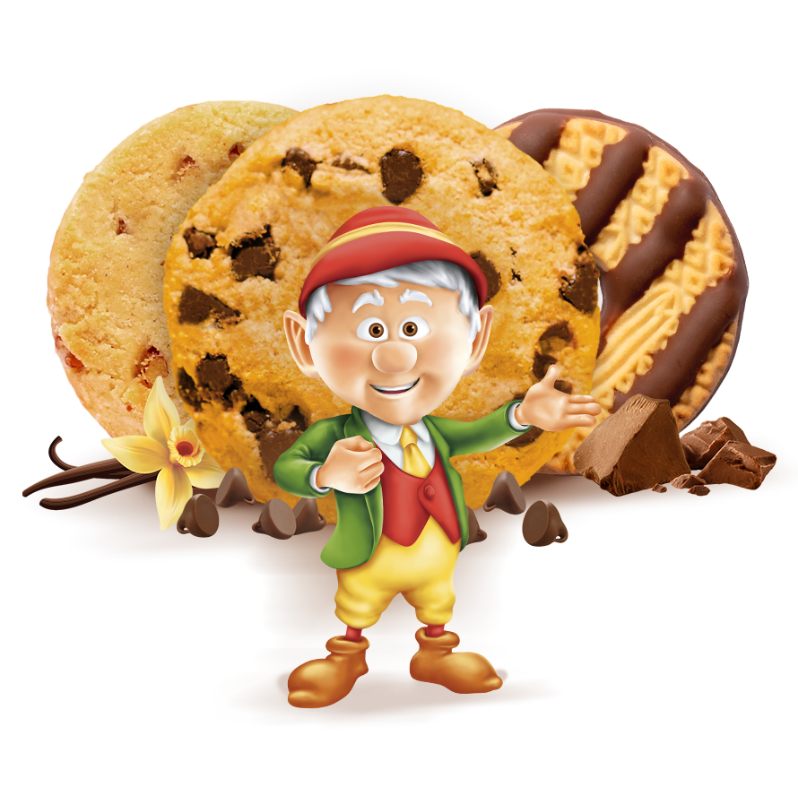Keebler is Made With Real Ingredients