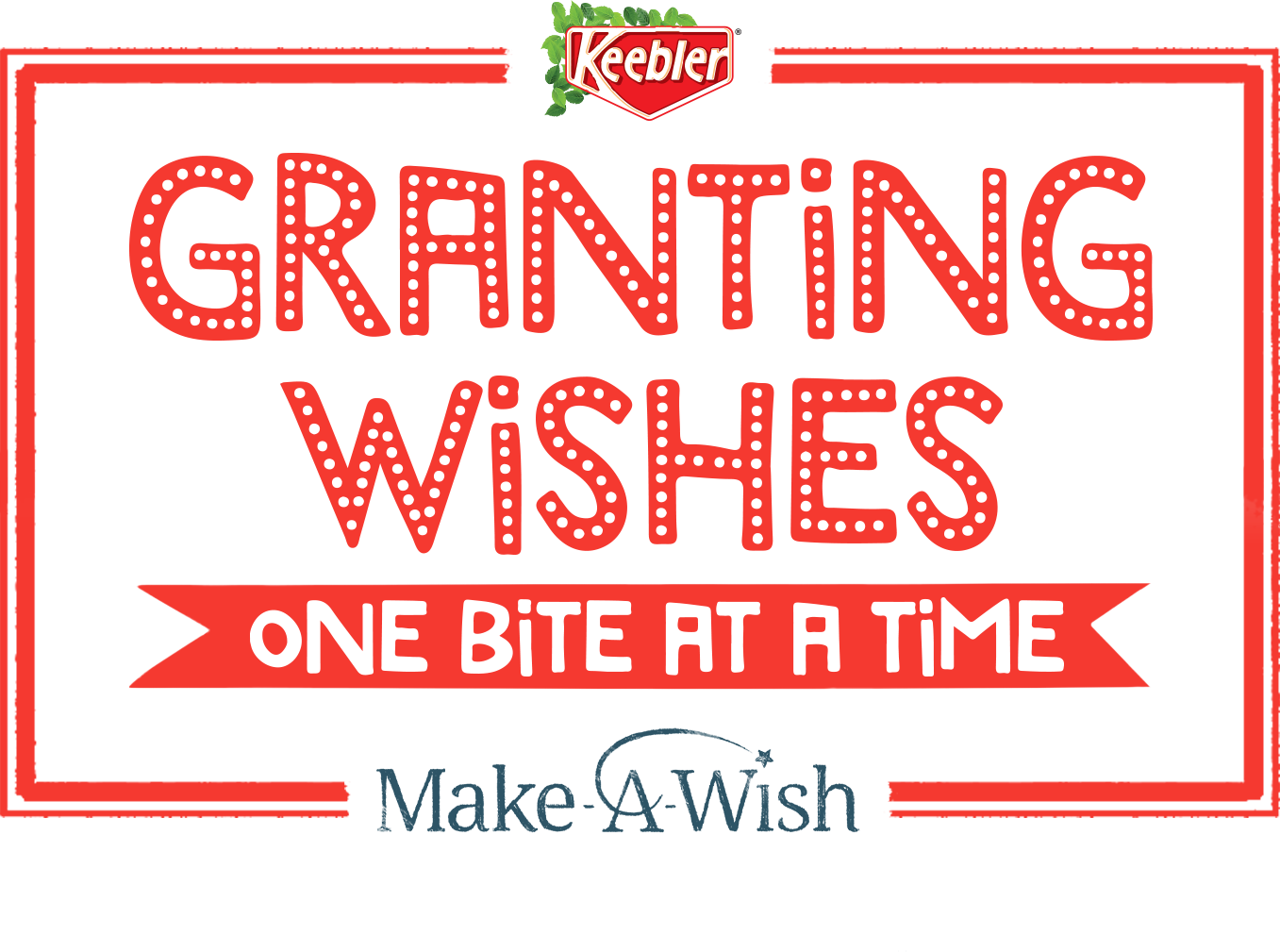 Keebler is Granting Wishes One Bite at a Time with Make-A-Wish